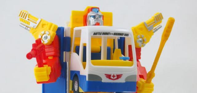 High Speed Bus Kabatron