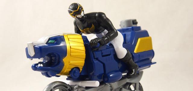 Sea Lion Black Ranger Cycle