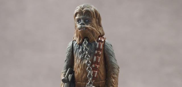 Chewbacca as Boushh's Bounty