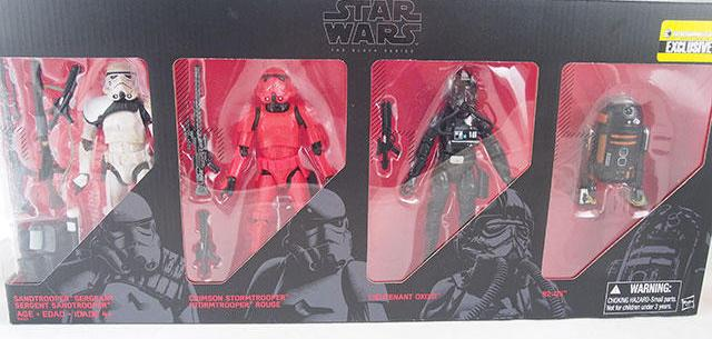 Imperial Forces Pack
