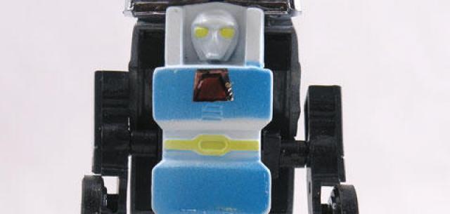 Patrol Car Robo (Hans-Cuff)