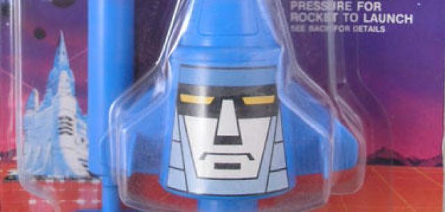 Voltron Water Rocket