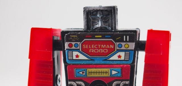 Walkman Robo
