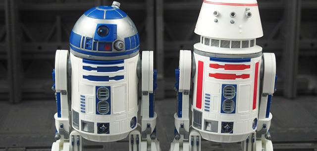 R2-D2 & R5-D4