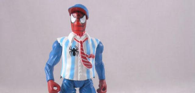 Spider-Man Adventure Hero