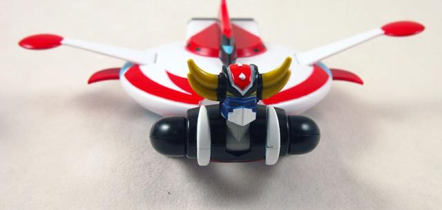 Grendizer and Spacer USB Flash Drive