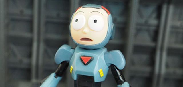 Purge Suit Morty