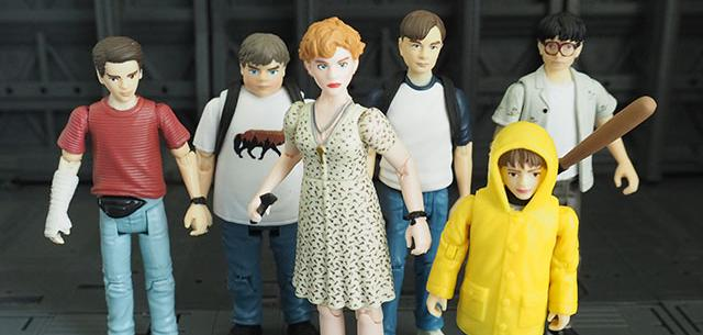 PENNYWISE IT SET 2 FUNKO ACTION FIGURES