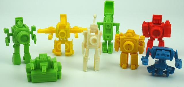 Camera Bots