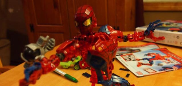 Spider-Man Techbot