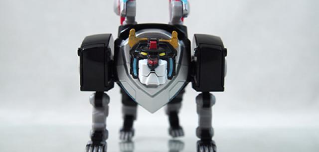 Metal Defender Black Lion
