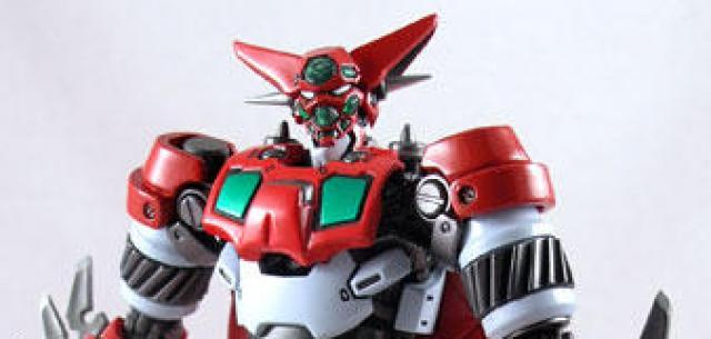 Getter 1 + Getmachine Eagle Repaint Ver.