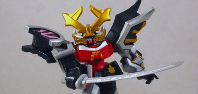 Samurai Megazord