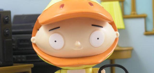 Halloween Stewie