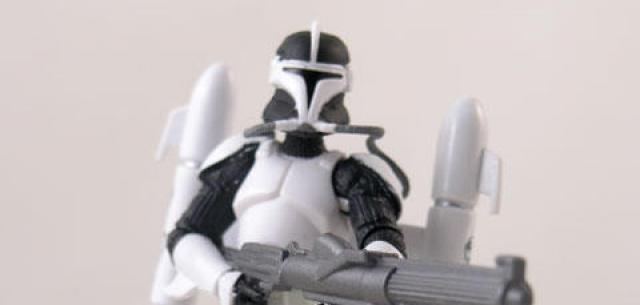 Clone SCUBA Trooper