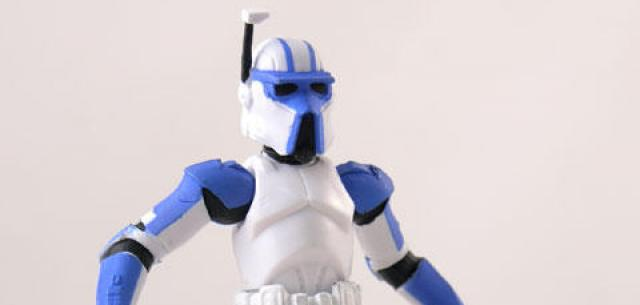 Clone Trooper (Heavy Gunner)