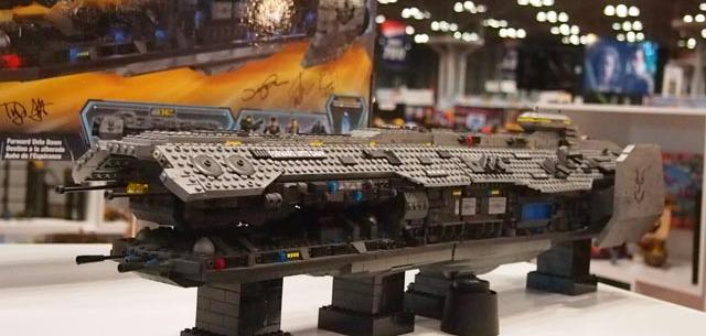 NYCC 2012: Mega Blocks: Halo
