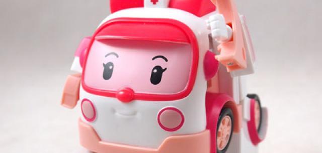 Robocar Poli Amber
