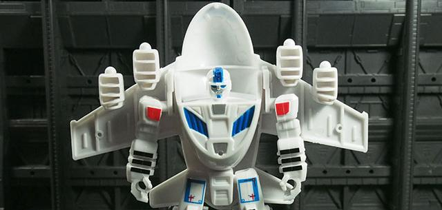 Deformation Robo Sky Father