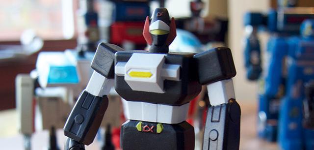 Alpha Robo