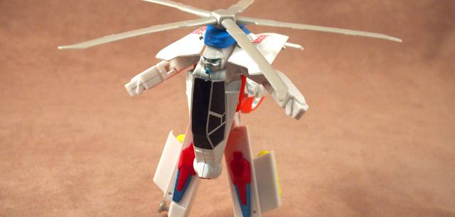 Copter-Bot Rescue