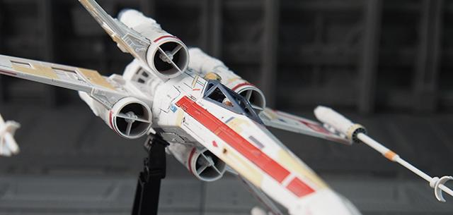 Red Squadron X-Wing Starfighter