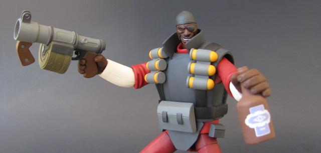 NECA: TF2 RED Demoman