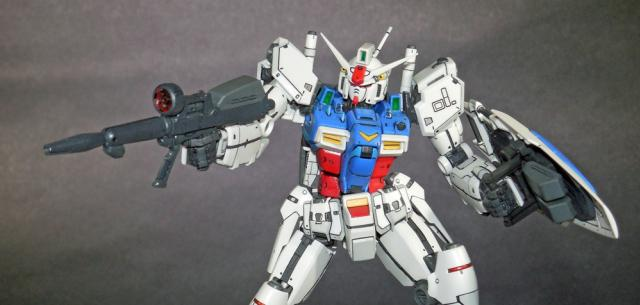 Real Grade Gundam GP01