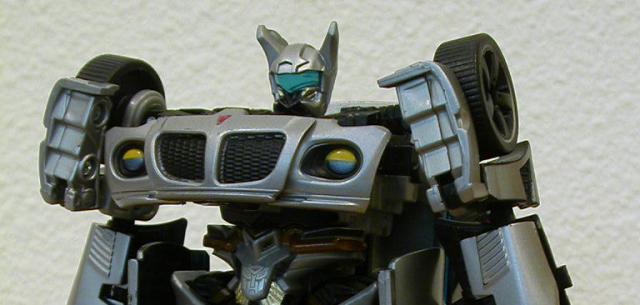 Autobot Jazz (Deluxe-class Premium Series)