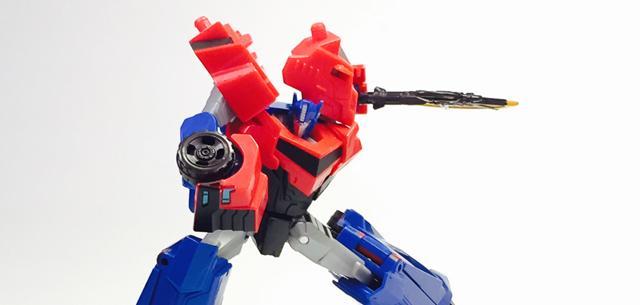 Warrior Class Optimus Prime