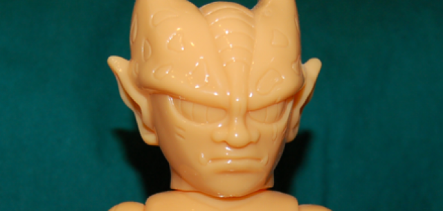 Real x Head Mutant Evil (Beige blank)