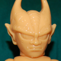 Real x Head Mutant Evil (Beige blank)