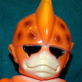 Real x Head Mutant Head (Orange Booska)