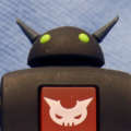 Incubot Red Shoulder Nekobot USB