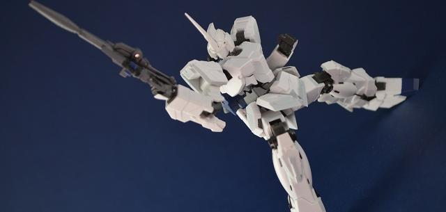 Unicorn Gundam- Unicorn Mode