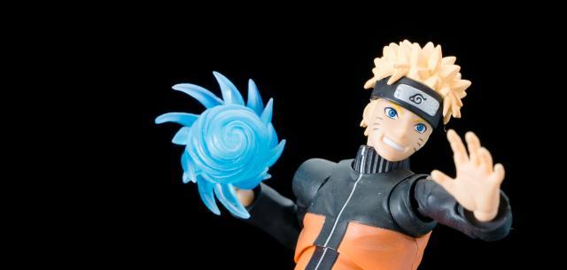 SHF Uzumaki Naruto