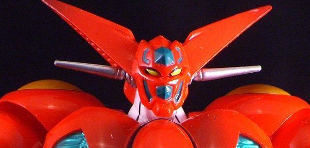 New Getter Robo