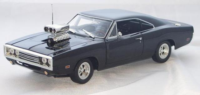 Fast and The Furious 1970 Dodge Charger