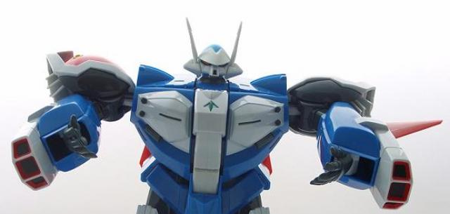Tekkaman Blade with Pegas
