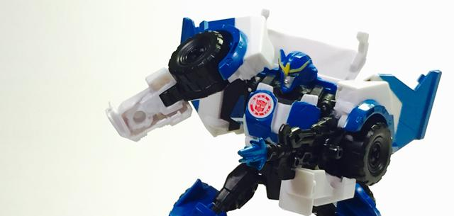 Warrior Class Strongarm