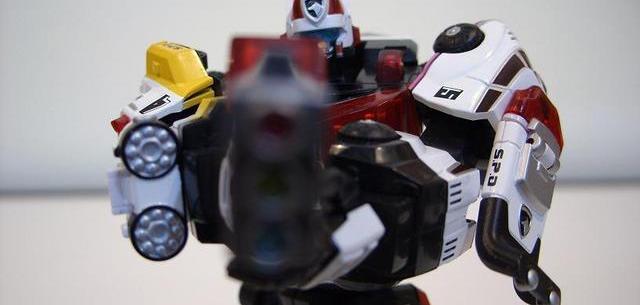 Super Robot Chogokin: DekaRanger Robo