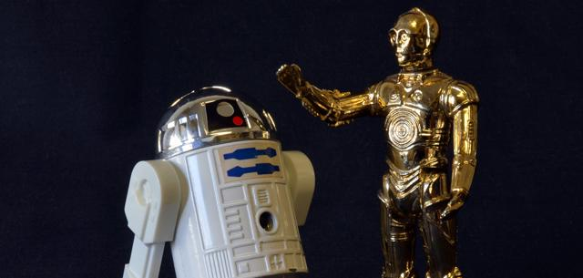 Star Wars Takara Diecast R2-D2