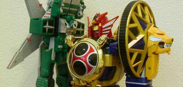 Karakuri Kyokan- The Shinobi Machines Assembled!