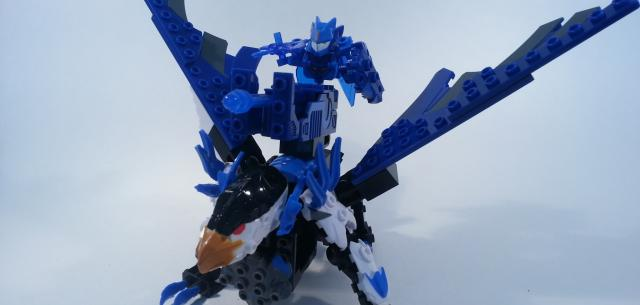 2-in-1 Volt Jet / Sky Griffin