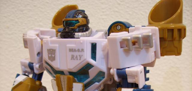 Voyager-class Autobot Sea Spray
