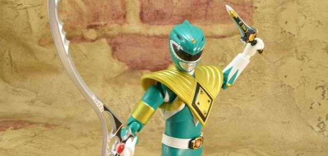 Dragon Ranger ( Mighty Morphin' Green Power Ranger )