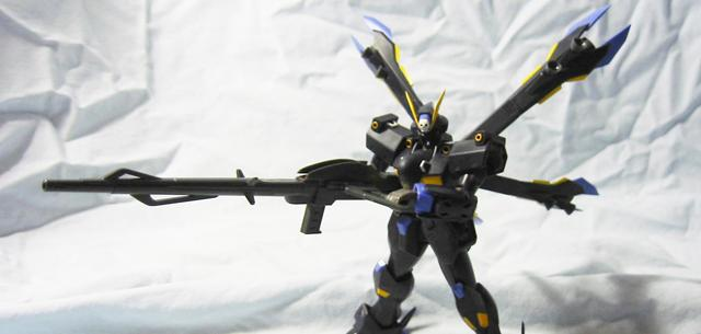 Crossbone Gundam X-2 Kai Full Action Version