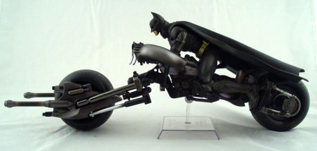 Batman & Bat-Pod