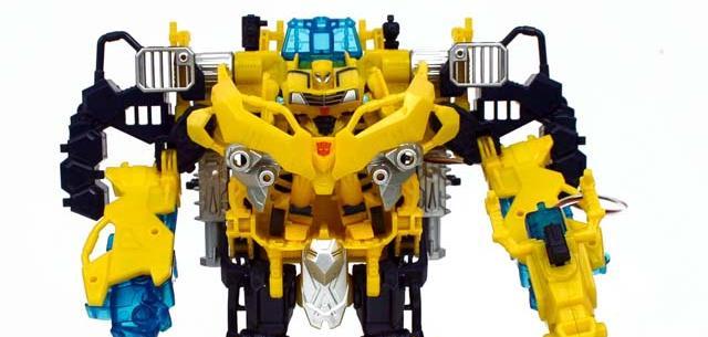 Bumblebee Battle Suit