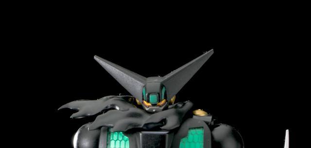 Super Robot Chogokin Black Getter